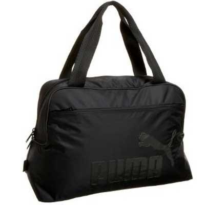Kabelka Puma 90 černá – Tašky Puma 710b3a0b525