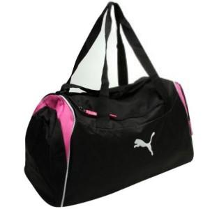 Sportovní taška Puma Amberley 87 černá