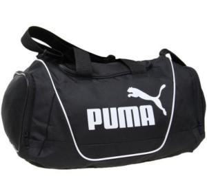 Sportovní taška Puma Fund 45 malá černá
