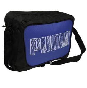 Taška přes rameno Puma Deck 3 modrá