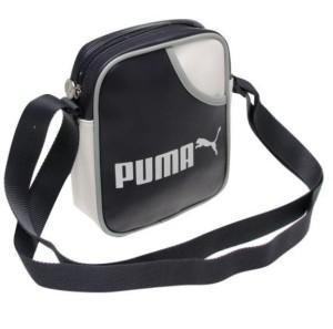 Taštička přes rameno Puma Campus Portable tmavě modrá