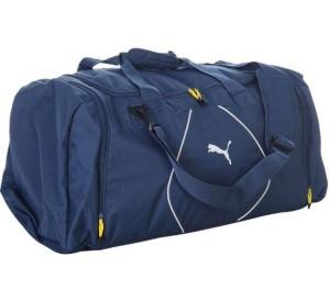 Sportovní taška Puma XL modrá velká
