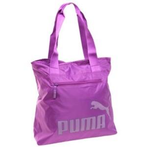 Dámská nákupní taška Puma 100 fialová