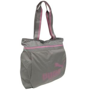 Dámská nákupní taška Puma 106 šedá