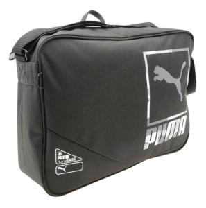 Taška přes rameno Puma Echo 15 černá