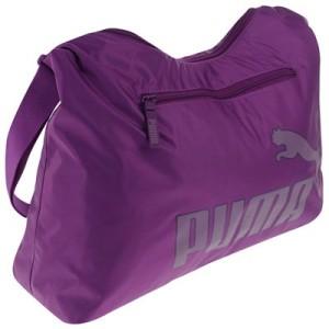 Dámská nákupní taška Puma 76 fialová