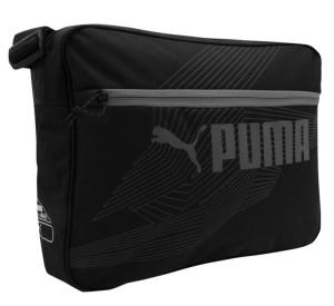 Taška přes rameno Puma Deck 91 černá