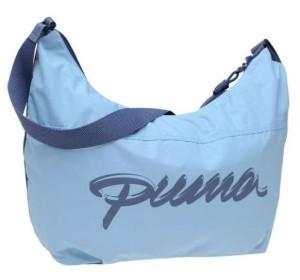 Nákupní taška Puma Core 48 šedomodrá